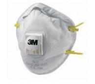 3M Cup-Shaped Respirator Face Mask - 10 Per Box