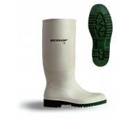 Dunlop White non safety Wellingtons - Various Sizes