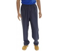Navy Brecon Trans/Coated Trousers - Various Sizes