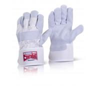 Canadian High Quality B  Flex Rigger Glove - Red