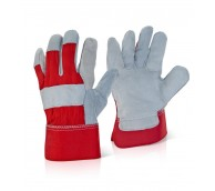 Canadian Chrome High Quality Rigger Gloves
