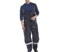 Navy Freezer Trousers - Various Sizes