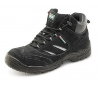 Black Safety Trainer Boot - Various Sizes