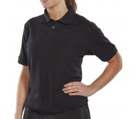 Black Polo Shirt - Various Sizes