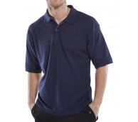 Navy Polo Shirt - Various Sizes