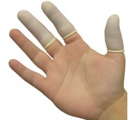 Click Medical Large Fingercot - Pack of 100
