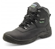 Black Click S3 Thinsulate Lace Up Boot - Various Sizes