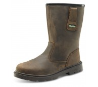 Brown Click Pur Rigger Boot - Various Sizes