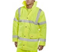 Hi Viz Constructor Jacket - Various Sizes