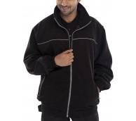 Black Endeavour Fleece - Various Sizes