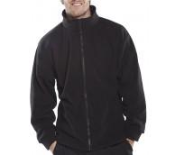 Black Fleece Jacket - Various Sizes