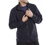 Navy Fleece Jacket - Various Sizes