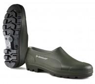 Dunlop Wellie Shoe Green