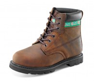 Brown Goodyear Welt Boot - Various Sizes