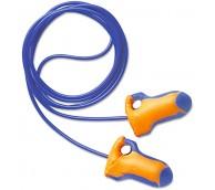 Laser Trak Metal Detectable Corded Ear Caps