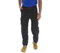 Black Super Click PC Trousers - Various Sizes
