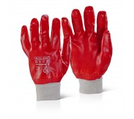 Fully Coated PVC Knitted Gloves