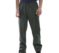 Olive Green Super B-Dri Trousers - Various Sizes