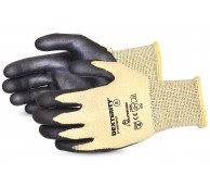 Dexterity Glove, Nitrile palm