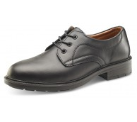 Black Managers Safety Shoe - Various Sizes