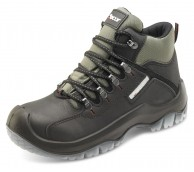 Black Traxion Safety Boot - Various Sizes