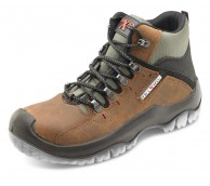 Brown Click Traders Traxion Boot - Various Sizes