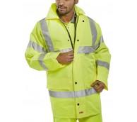 Hi Vis 4 Seasons Traffic Jacket - Various Sizes