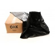 Oak Black Refuse Sack 18x32x39