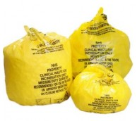 Cytotoxic Waste Sack 25 Mu  / 90 LTR