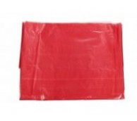 Red Water Soluable Strip Refuse Sack