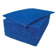 Blue Scourers - Pack of 10
