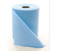 Hydromax Zorba Blue Double Creped Latex Bonded Cellulose