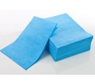 Novette Multi-Purpose Anti-Bacterial Cloths, Blue - Pack of 25