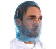 Economy Blue Disposable Balaclava - Various Colours