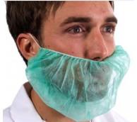 Green Dispo Beard Snoods - Case of 1000