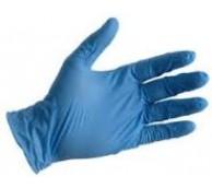 Supermax Blue Nitrile Glove 3.6g - Various Sizes