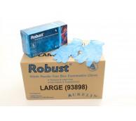Powder Free Blue Nitrile Gloves - Various Sizes