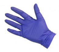 Cobalt Blue Powder Free Nitrile Gloves 3g - Various Sizes