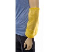 Disposable Oversleeve Yellow (Machine Made)