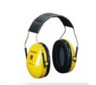 Yellow Peltor Optime 1 Headband
