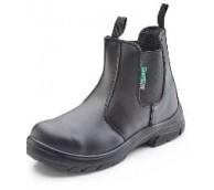 Black Click Dealer Boot - Various Sizes