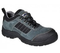 Black Non Metallic Safety Trainer with SRC Sole - Various Sizes