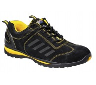 Steelite Lusum Black Safety Trainer - Various Sizes