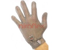 Hand Glove Chain Mesh 5D Niroflex 2000 X Large (Orange)