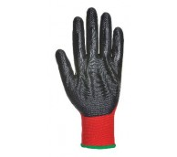 Nitrile Foam Poly Gloves - Various Sizes