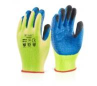 Latex Coldstar Glove Yellow
