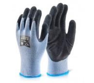 Black Multi Purpose Latex Gloves - Various Sizes