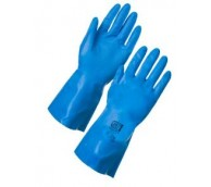 Blue Nitrile Gloves - Various Sizes