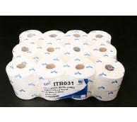 2 Ply White Micro Toilet Rolls - 90mm x 125m