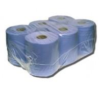Blue Hand Towel Roll